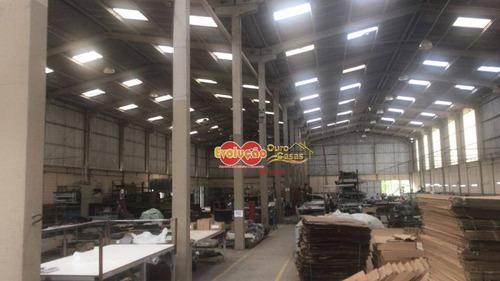 Imagem 1 de 5 de Galpão Industrial - Bairro Do Uberaba - Ga0220