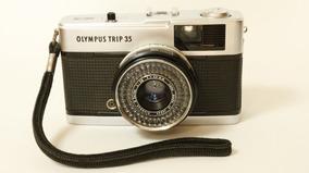 Câmera Fotográfica Olympus Trip 35 ( Revisada )