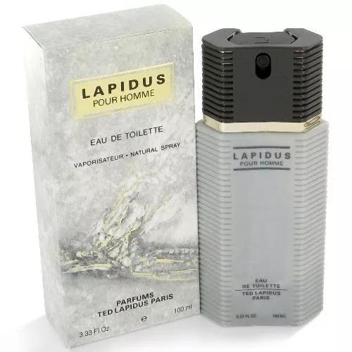 Perfume Ted Lapidus 100ml Original Frete Grátis Nota Fiscal.