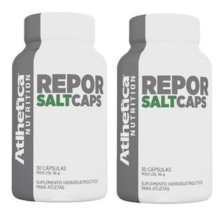 Kit 2x Repor Salt Caps Endurance Series - 30 Cápsulas