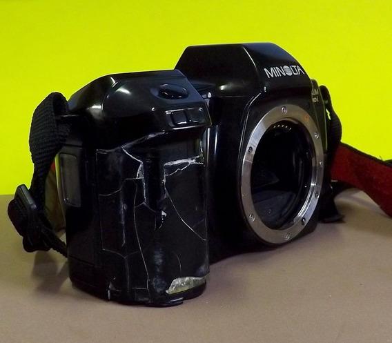 Sucata Câmera Minolta Maxxum 8000i - P/ Aproveitar Peças