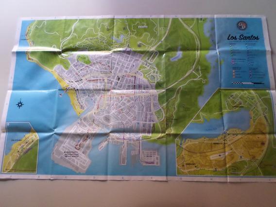 Mapa Gta 5 Ps3