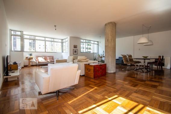 Apartamento No 2º Andar Com 3 Dormitórios E 2 Garagens - Id: 892960320 - 260320