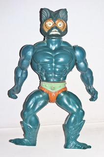 He Man Muñeco Vintage Motu 80 Mattel Top Toys Merman