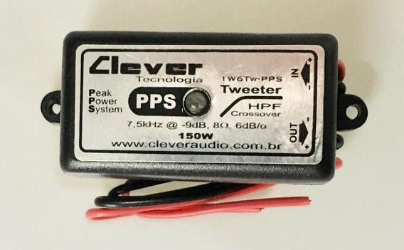 Divisor De Frequencia 1 Via 150w Super Tweeter 1w6tw-pps