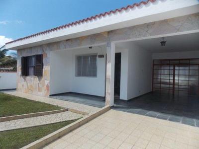 Casa Perto Do Macdonalds - Lado Linha - 2 Dormitórios - Jd. Ribamar - Peruíbe/sp - Ca00226 - 4571948