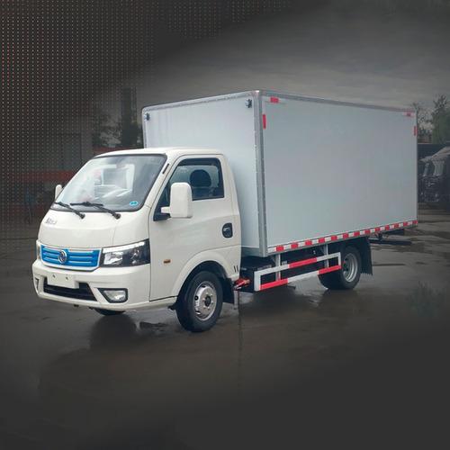 Alquiler Mensual De Camión Eléctrico Con Chofer