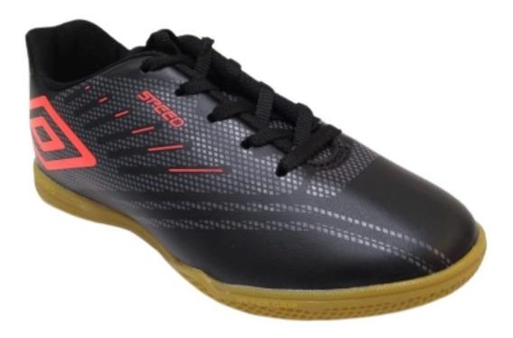 Botines Futsal Umbro Niño Speed Iv - 829085