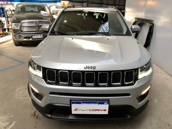 Jeep Compass Longitude Plus 2019 Autodrive
