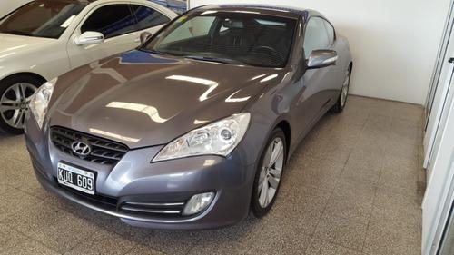 Hyundai Genesis Coupe 2.0t Cingolani