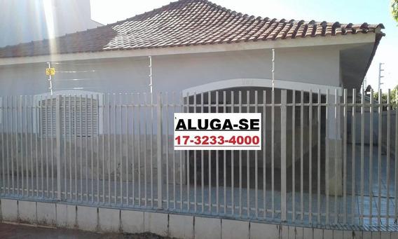Casa Para Aluguel, 4 Dormitórios, Parque Residencial Joaquim Nabuco - São José Do Rio Preto - 1800