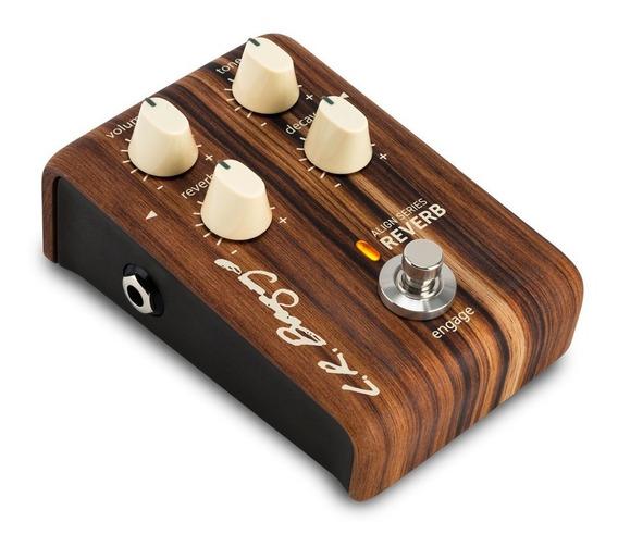 Pedal Violão Reverb Lr Baggs Align Series Acoustic C/nf Novo