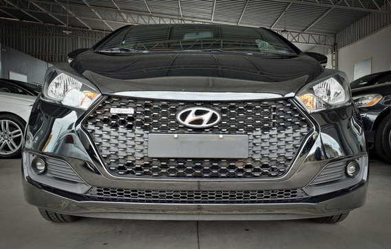Hyundai Hb20 1.6 Rspec 16v Flex 4p Aut. Preto 2018/18