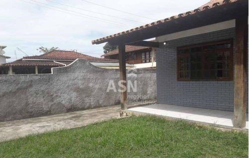 Casa Com 3 Dormitórios À Venda, 120 M² Por R$ 680.000,00 - Centro - Rio Das Ostras/rj - Ca0494