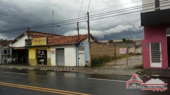 Terreno No Avarei Para Locação 300m² Jacareí Sp - 3053
