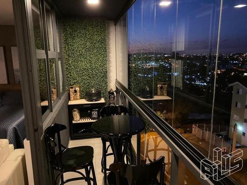 Imagem 1 de 24 de Studio Para Aluguel Em Parque Campolim - St008789