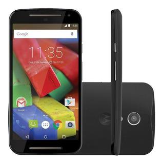 Motorola Moto G2 Xt1069 Dual Chip 3g Tv 16gb - Vitrine