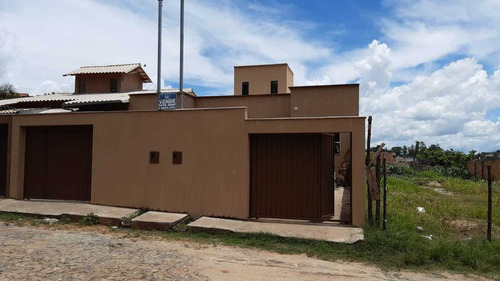 Casas Geminadas De 2 Quartos, Ribeirão Das Neves - 1553