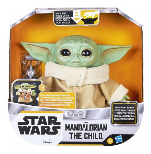 Baby Yoda Hasbro Interactivo Star Wars
