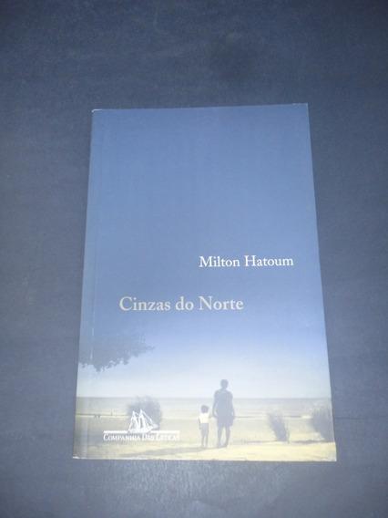 Livro Cinzas Do Norte