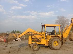 Retroexcavadora John Deere 410 Pala Y Retro