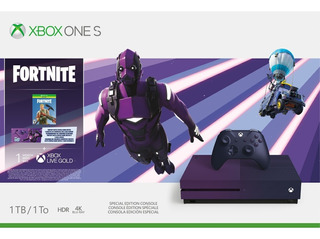 Consola Xbox One S Fortnite Battle Royale Ed. Especial 1 Tb
