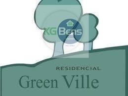 Terreno Residencial À Venda, Condomínio Green Ville, Paulínia. - Te0028