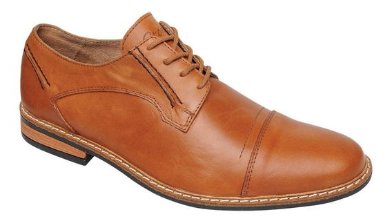 Zapato Stone Acordonado Punta Redonda - Stost1568