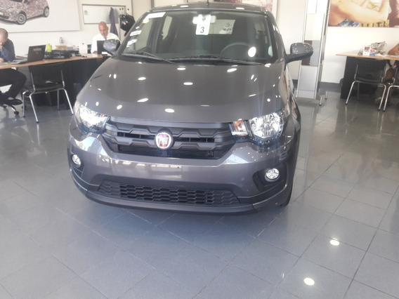 Fiat Mobi 80mil,cuotas$6000 Toma/usados-planes Wp1128074263
