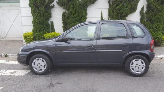 Chevrolet Corsa 1.0 Wind 5p Gasolina 2002 Cinza