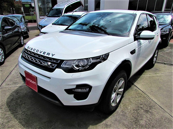 Land Rover Discovery Sport Se Sec 2,0 4x4