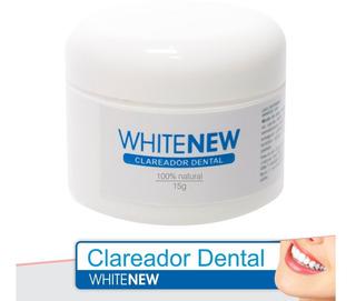 Branqueador Dental Whitenew Dente Saudável Mercado Livre 1un