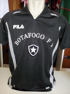 Rara Camisa Goleiro Botafogo 2011 #1 Jefferson