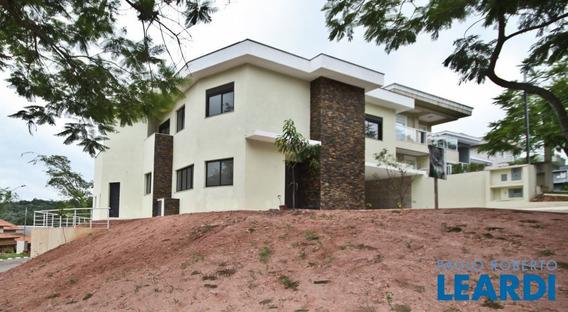 Casa Em Condomínio - Residencial New Ville - Sp - 561966