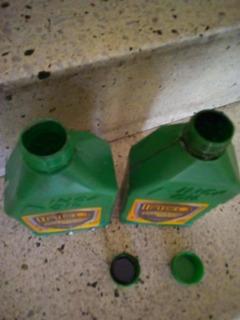 Aceite Mineral 15w40. 4 Litros.para Vehículos Con Bote Aceit