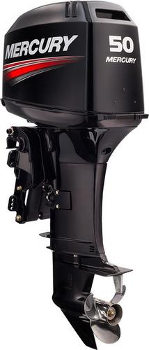 Motor Mercury 50hp - Zero