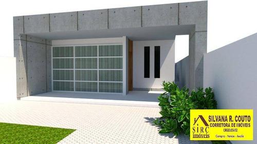 Imagem 1 de 2 de Engenho Do Mato Casa- 3 Qts Sendo 1 Suite- R$ 560 Mil - 461
