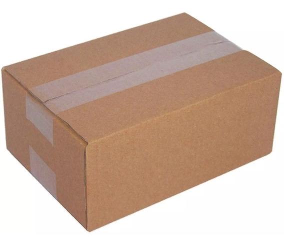 100 Caixas Correio Pac Ou Sedex Tipo B 18 X 12 X 8