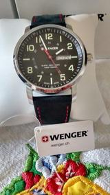 Relógio Wenger Attitude Fabricação Victorinox