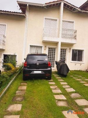 Sobrado Residencial À Venda, 2dorm, 2vgs Garagem, Pronto Pra Morar. Centro, Cotia. - So0193