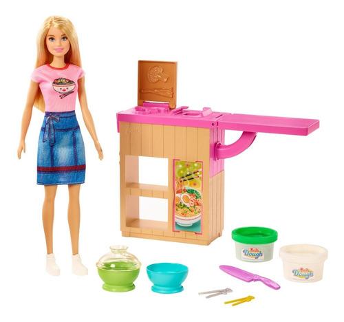 Barbie Careers Chef Fideos Muñeca Para Niñas