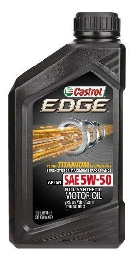 Aceite Edge 5w50 Qt
