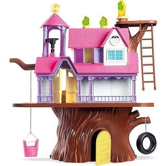 Casa Del Árbol Para Muñecas Home Play Lionel