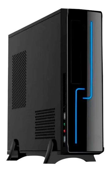 Desktop Bpc 03 Intel D2700 C/hdmi/proc 2.13ghz/ssd 120gb/4gb
