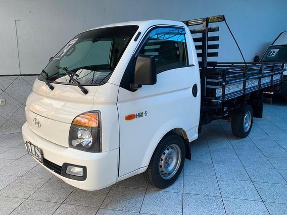 Hyundai Hr 2.5 Com Carroceria De Madeira 2014