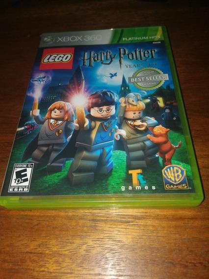 Lego Harry Potter Years 1-4 Xbox 360 Mídia Física Original