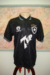 Camisa Futebol Botafogo Rio Janeiro Finta Jogo Antiga 176