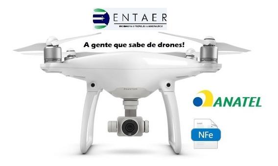 Drone Phantom 4 Dji Pro 4k Anatel Nota Fiscal
