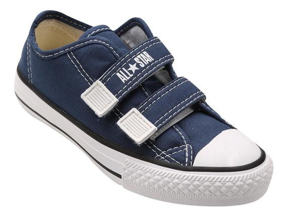 Tênis Infantil Converse All Star Ct Border 2 Velcros