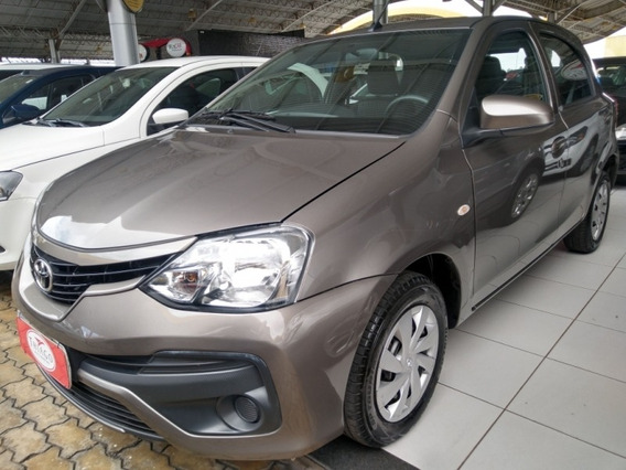 Etios 1.3 X 16v Flex 4p Manual 48183km